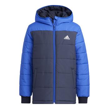 Odjeća Djeca Pernate jakne adidas Performance RACHELA Crna