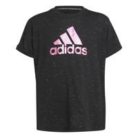 Odjeća Djevojčica Majice kratkih rukava adidas Performance MONICA Crna
