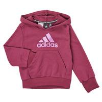 Odjeća Djevojčica Sportske majice adidas Performance MARINE Ružičasta