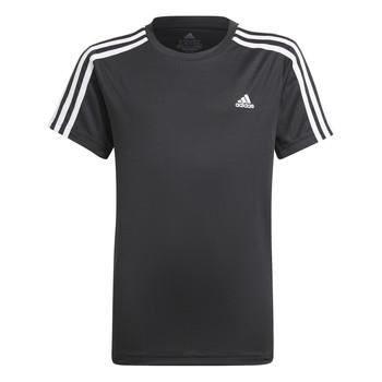 Odjeća Dječak  Majice kratkih rukava adidas Performance MARIONA Crna