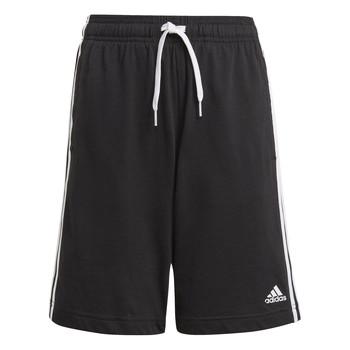 Odjeća Dječak  Bermude i kratke hlače adidas Performance CLAKIA Crna
