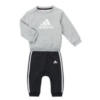 Odjeća Dječak  Dječji kompleti adidas Performance SONIA Siva / Crna