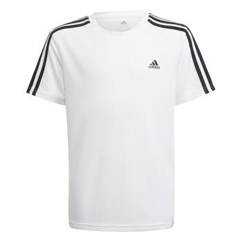 Odjeća Dječak  Majice kratkih rukava adidas Performance AYMERICA Bijela