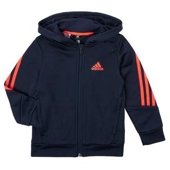 Odjeća Dječak  Sportske majice adidas Performance HOODIZ Blue