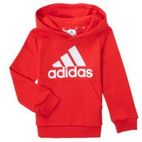 Odjeća Dječak  Sportske majice adidas Performance GENIZA Red