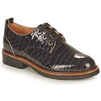 Obuća Žene  Derby cipele Mam'Zelle JAVA Crna