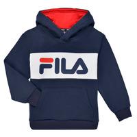 Odjeća Dječak  Sportske majice Fila GOUMET Blue