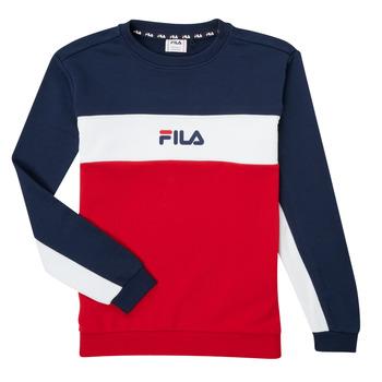 Odjeća Dječak  Sportske majice Fila KAMILA Red