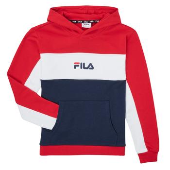 Odjeća Djevojčica Sportske majice Fila POLLY Red