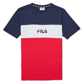 Odjeća Djevojčica Majice kratkih rukava Fila TEKANI Red
