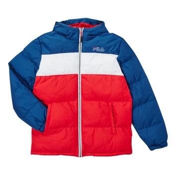Odjeća Dječak  Pernate jakne Fila BELOMA Red