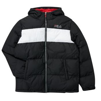 Odjeća Dječak  Pernate jakne Fila BELOMA Crna