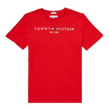 Odjeća Dječak  Majice kratkih rukava Tommy Hilfiger SELINERA Red