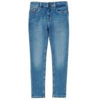 Odjeća Dječak  Skinny traperice Tommy Hilfiger SIMON Blue