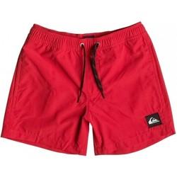 Odjeća Djeca Kupaći kostimi / Kupaće gaće Quiksilver Everyday 13 EQBJV03042 Red