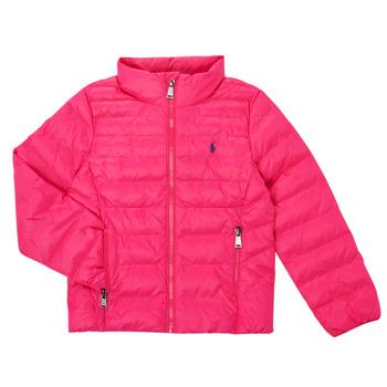 Odjeća Djevojčica Pernate jakne Polo Ralph Lauren DERNIN Ružičasta