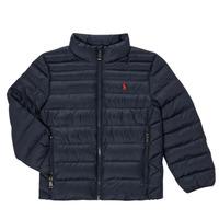 Odjeća Djevojčica Pernate jakne Polo Ralph Lauren PERTUN Blue