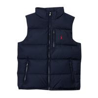 Odjeća Dječak  Pernate jakne Polo Ralph Lauren SOLEDDA Blue