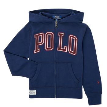 Odjeća Dječak  Sportske majice Polo Ralph Lauren FERINA Blue