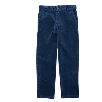 Odjeća Dječak  Hlače s pet džepova Polo Ralph Lauren TRALINA Blue