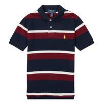 Odjeća Dječak  Polo majice kratkih rukava Polo Ralph Lauren POLLONO Multicolour