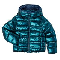 Odjeća Djevojčica Pernate jakne Polo Ralph Lauren AMINAT Blue