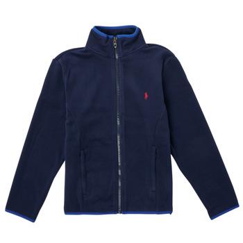 Odjeća Djevojčica Flisevi Polo Ralph Lauren TOLIPA Blue