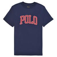 Odjeća Djevojčica Majice kratkih rukava Polo Ralph Lauren MATIKA Blue