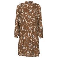 Odjeća Žene  Kratke haljine Esprit PER CHIFFON PRI Smeđa