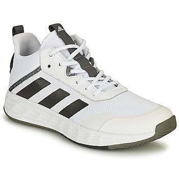 Obuća Muškarci  Košarka adidas Performance OWNTHEGAME 2.0 Bijela / Crna