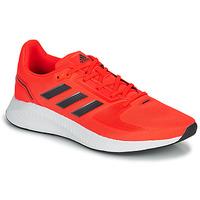 Obuća Muškarci  Running/Trail adidas Performance RUNFALCON 2.0 Red / Crna