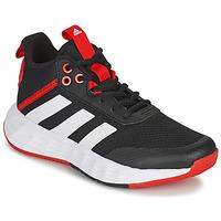 Obuća Djeca Košarka adidas Performance OWNTHEGAME 2.0 K Crna / Red