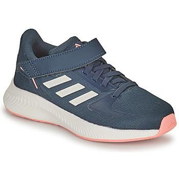 Obuća Djevojčica Running/Trail adidas Performance RUNFALCON 2.0 C Ružičasta