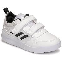 Obuća Djeca Niske tenisice adidas Performance TENSAUR C Bijela / Crna
