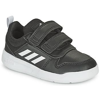 Obuća Djeca Niske tenisice adidas Performance TENSAUR I Crna / Bijela