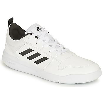 Obuća Djeca Niske tenisice adidas Performance TENSAUR K Bijela / Crna