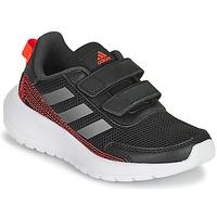 Obuća Dječak  Running/Trail adidas Performance TENSAUR RUN C Crna / Red