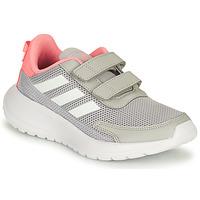 Obuća Djevojčica Running/Trail adidas Performance TENSAUR RUN C Siva / Ružičasta