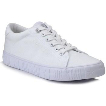 Obuća Žene  Niske tenisice Big Star HH274216 Bijela
