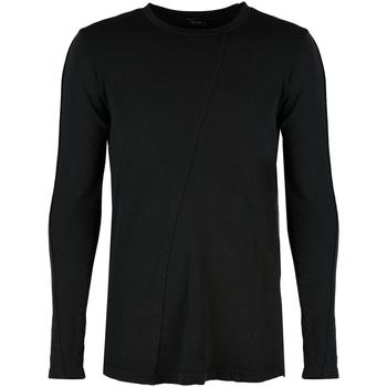 Odjeća Muškarci  Majice dugih rukava Xagon Man  Crna