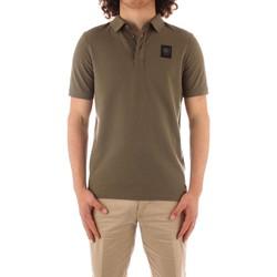 Odjeća Muškarci  Polo majice kratkih rukava Blauer 21SBLUT02329 GREEN