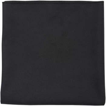 Dom Ručnici i rukavice za pranje Sols ATOLL 50 NEGRO Negro