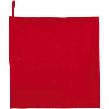 Dom Ručnici i rukavice za pranje Sols ATOLL 70 ROJO Rojo