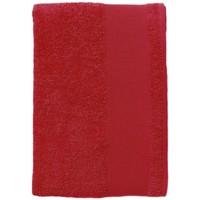 Dom Ručnici i rukavice za pranje Sols BAYSIDE 100 Rojo Rojo