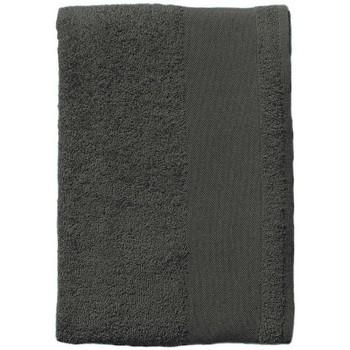 Dom Ručnici i rukavice za pranje Sols BAYSIDE 50 Gris Oscuro Gris