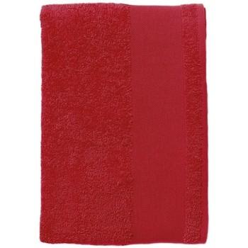 Dom Ručnici i rukavice za pranje Sols BAYSIDE 70 Rojo Rojo