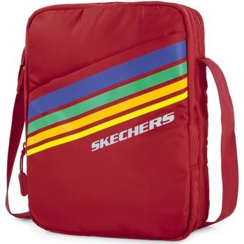 Torbe Torbe za nošenje preko tijela Skechers SET Unisex torba Visoki rizik Crvena