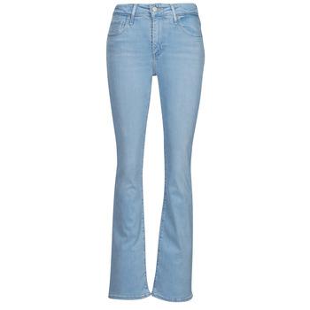 Odjeća Žene  Bootcut traperice Levi's 726 HIGH RISE BOOTCUT Blue