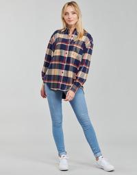 Odjeća Žene  Skinny traperice Levi's 712 SKINNY Blue