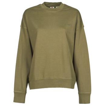 Odjeća Žene  Sportske majice Levi's WFH SWEATSHIRT Kaki